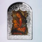 Andorra - 2013 - 15 dinars - Madonna LUCAS CRANACH (PROOF)