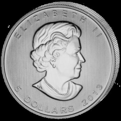 Canada - 2013 - 5 dollar - Antelope (PROOF)
