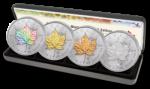Canada - 2014 - 4 x 5 Dollars - Maple Leaf FOUR SEASONS (BU)