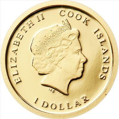Cook Islands - 2011 - 1 Dollar - 100th Anniversary Titanic (PROOF)