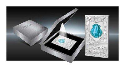 Cook Islands - 2015 - 20 Dollars - Silver Luxury Line 2015 (PROOF)
