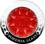 Congo - 2016 - 1000 Francs - Art of Glass BOHEMIA GLASS (PROOF)