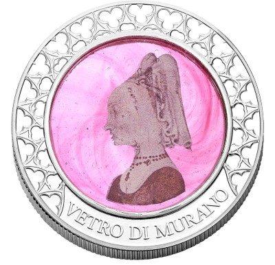 Congo - 2015 - 1000 Francs - Murano  (PROOF)