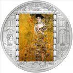 Cook Islands - 2012 - 20 Dollars - Gustav Klimmt [masterpieces of art series] (PROOF)