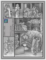 Niue - 2014 - 15 Dollars - Shakespeare ROMEO AND JULIET (PROOF)