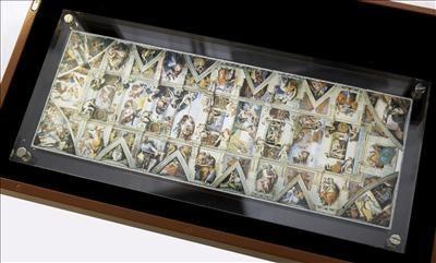 Niue - 2011 - 33x 1 Dollar - Sistine Chapel UNIQUE CONCEPT (PROOF)