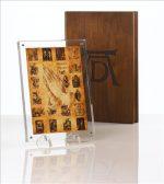 Niue - 2012 - 24x 1 Dollar - Durer Codex (1kg silver) (PROOF)