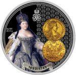 Niue - 2013 - 1 Dollar - Anna Ioannovna (PROOF)