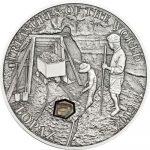 Palau - 2012 - 5 Dollar - Treasures of the World TOPAZ (PROOF)