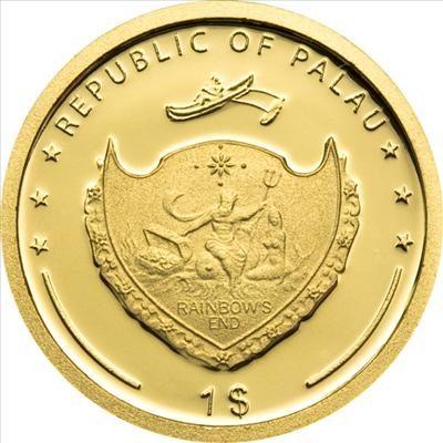 Palau - 2009 - 1 Dollar - 150 Year Salesians of Don Boso (PROOF)