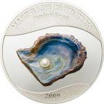 Palau - 2009 - 5 Dollars - Jewels of the sea Pearl 2009 (PROOF)