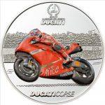 Palau - 2009 - 1 Dollar - Ducati Casey Stoner (PROOF)