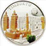 Palau - 2011 - 5 Dollars - World of Wonders TIMBUKTU (PROOF)