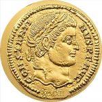 Palau - 2012 - 1 Dollar - The Coins of the Roman Empire CONSTANTINE (BU)