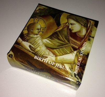 Palau - 2012 - 2 Dollars - Biblical Stories BIRTH OF JESUS (PROOF)