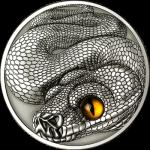 Samao - 2013 - 10 Dollars - Year of the Snake (PROOF)