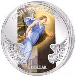 Solomon Islands - 2009 - 1 Dollar - Guardian Angels ARCHANGLE GABRIEL (PROOF)