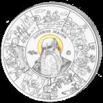 Tokelau - 2014 - 5 Dollars - Apostle James  (PROOF)