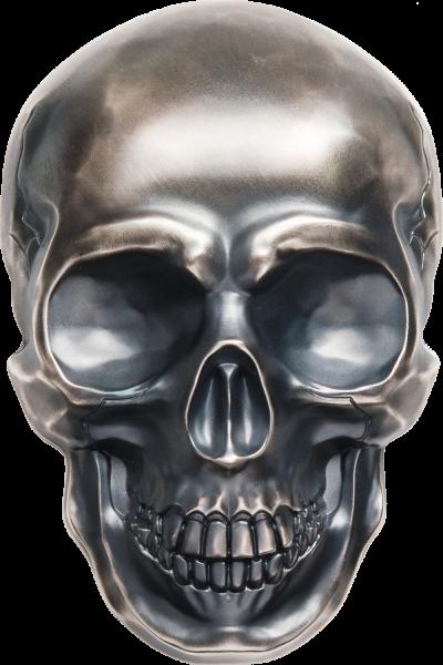 Palau - 2017 - 5 Dollars - Big Skull No. 1