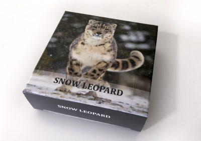 Mongolia - 2017 - 500 Togrog - Snow Leopard