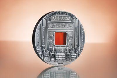 Palau - 2018 - 50 Dollars - Forbidden City 1 KILO Edition