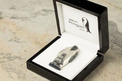 Cook Islands - 2018 - 20 Dollars - Emperor Penguin