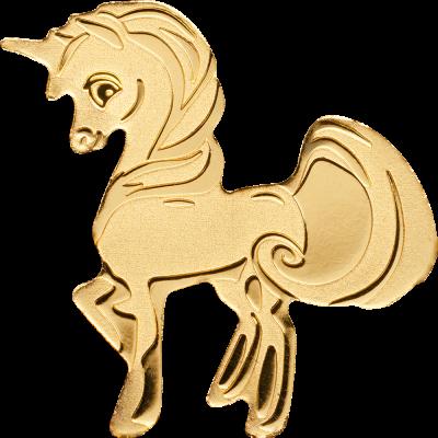 Palau - 2018 - 1 Dollar - Sweetest Unicorn