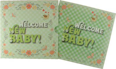 Tokelau - 2018 - 5 Dollars - Welcome New Baby