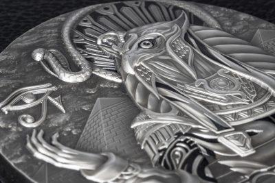 Cook Islands - 2018 - Gods Of The World RA Egypt Sun God