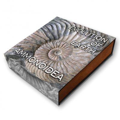 Niue - 2018 - 2 Dollars - Evolution of Earth Ammonoidea