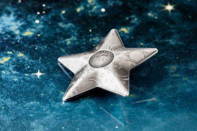 Palau - 2018 - 5 Dollars - Twinkling Star