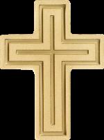 Palau - 2018 - 1 Dollar - Golden Cross