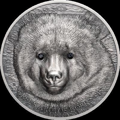 Mongolia - 2019 - 500 Togrog - Gobi Bear