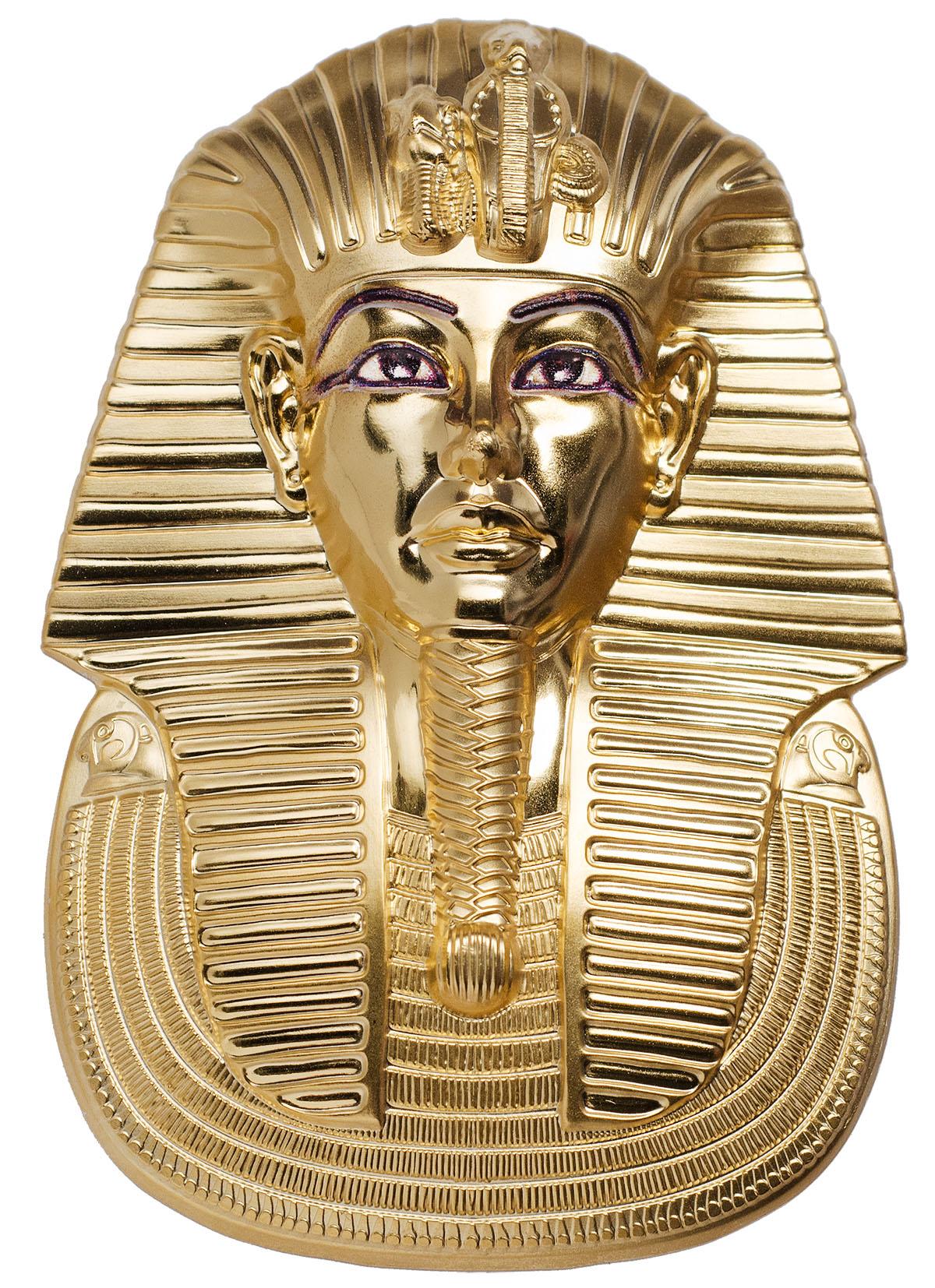 Palau - 2018 - 20 Dollars - Tutankhamun