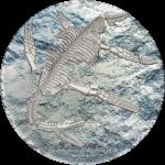 Mongolia - 2020 - 2000 Togrog - Plesiosauria – Prehistoric Beasts