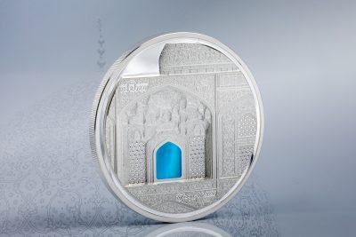 Palau - 2020 - 20 Dollars - Tiffany Art Safavid 3oz proof