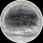 Cook Islands - 2020 - 25 dollars - 7 Summits Carstensz Pyramid