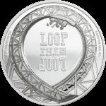 Cook Islands - 2021 - 5 Dollars - Loop the Loop