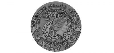 Niue - 2020 - 5 Dollars - Chinese Emperors Qin Shi Huang