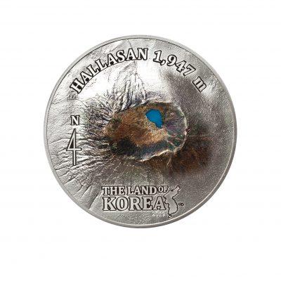 Cook Islands - 2019 - 25 dollars - Summits 5oz HALLASAN Korea