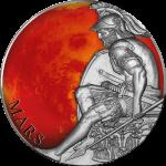 Cameroon - 2020 - 3000 Francs - Mars Planets & Gods