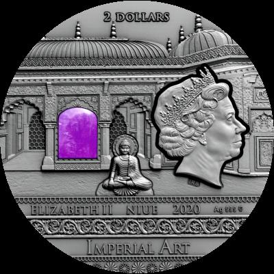 Niue - 2020- 2 Dollars - Imperial Art INDIA