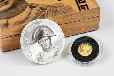 Mongolia - 2021 - 1000 Togrog - Napoleon Bonaparte