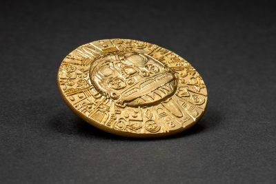 Palau - 2021 - 5 Dollars - Inca Sun God