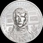 Saint Helena - 2021 - 2 Pounds - Napoleon 200th Anniversary 2oz