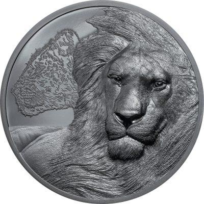 Tanzania - 2021 - 1500 Shillings - Lions Growing Up