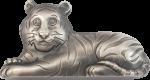 Mongolia - 2022 - 1000 Togrog - Charming Silver Tiger