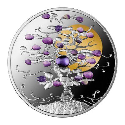 Niue - 2021 - 1 Dollar - Tree of Luck