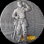 Niue - 2021 - 2 Dollars - Crypto Mining