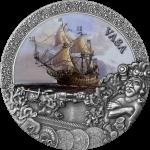 Niue - 2021 - 5 Dollars - Vasa